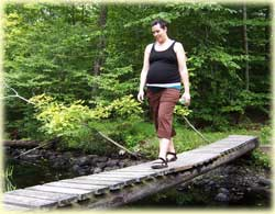 Jen-walking--bridge