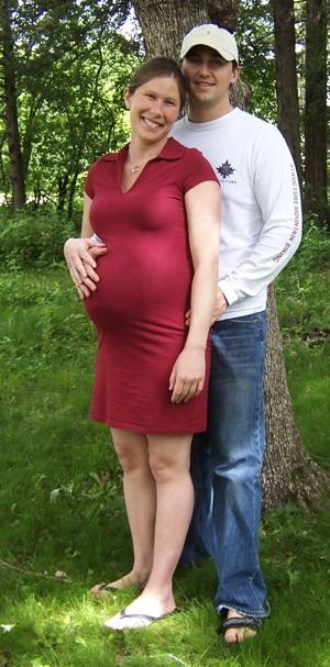 posterior couple, 8 mos