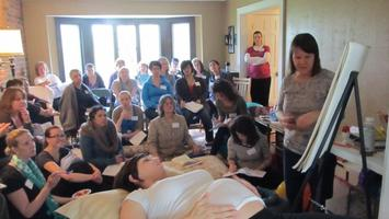 St. Peter, MN Spinning Babies w/ Gail Tully & Tammy Ryan