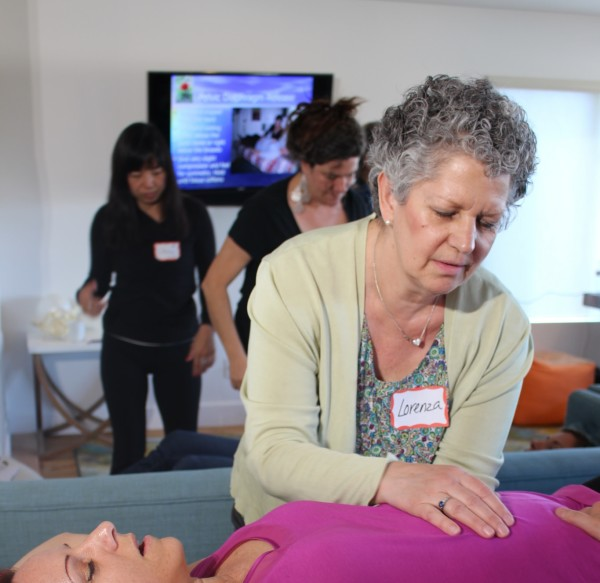 San Francisco: Spinning Babies Workshop with Lorenza Holt
