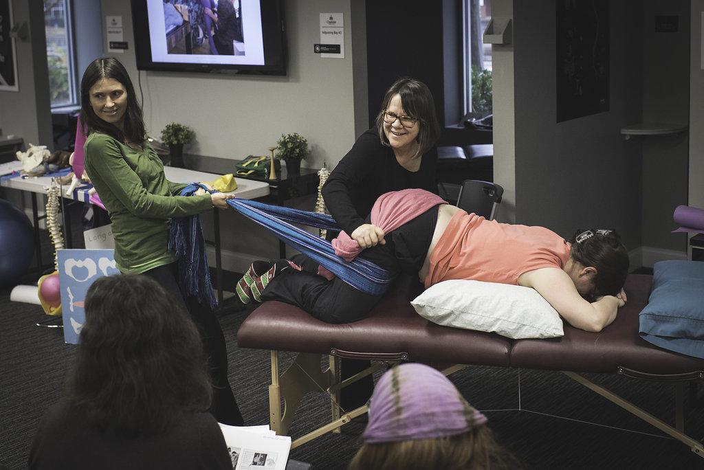 Seattle, WA – Resolving Fetal Malposition in Labor w/Gail Tully