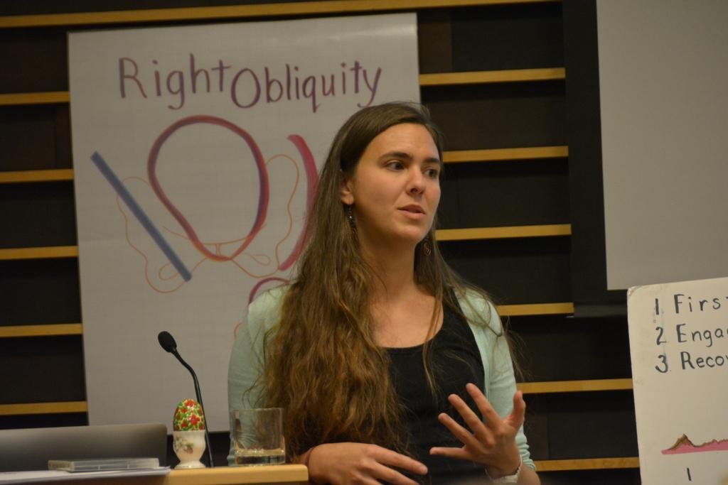Be'er Sheva, Israel – Spinning Babies Workshop w/ Rachel Shapiro, CPM, LM