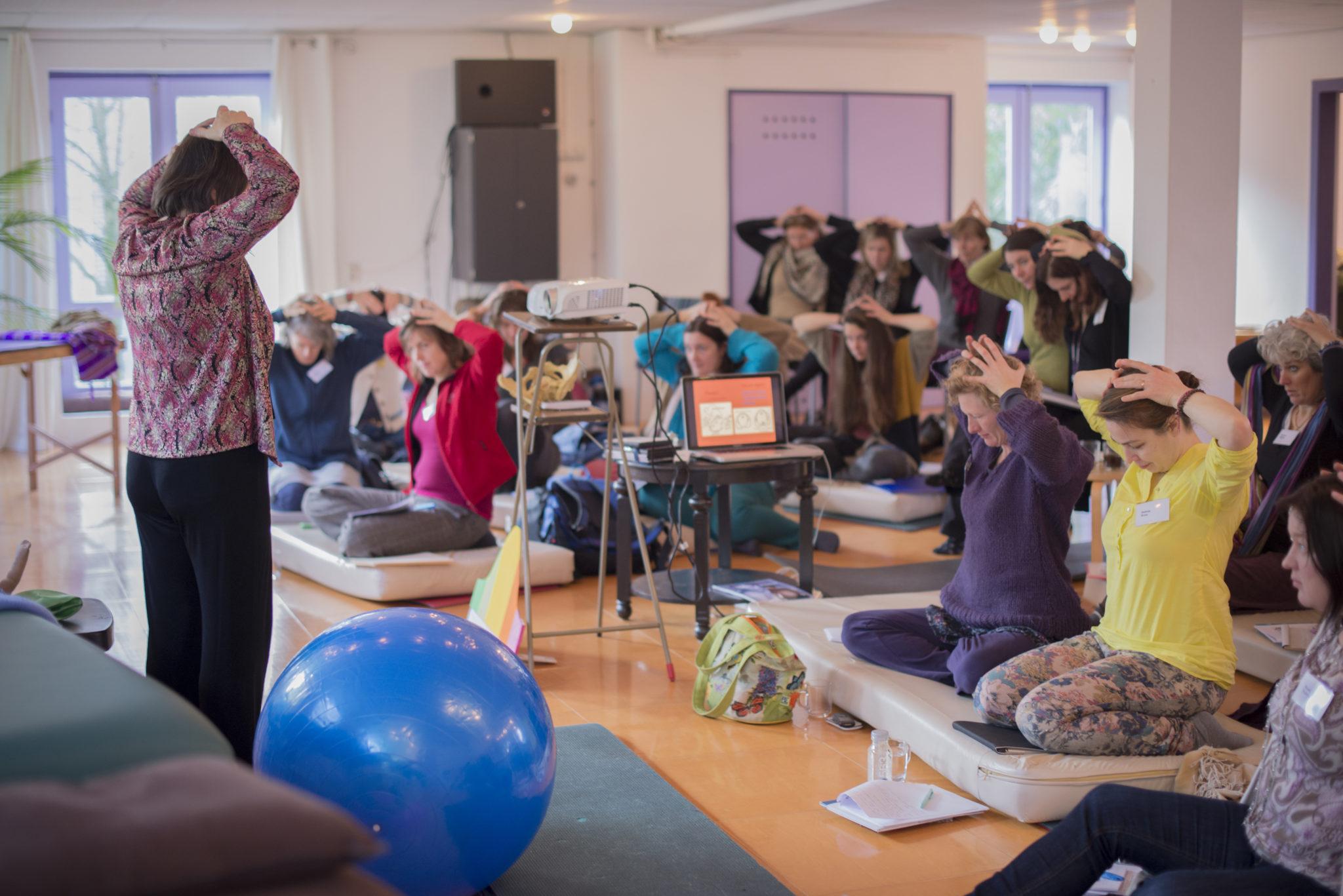 Voorhees, NJ – Spinning Babies Workshop w/ Gail Tully