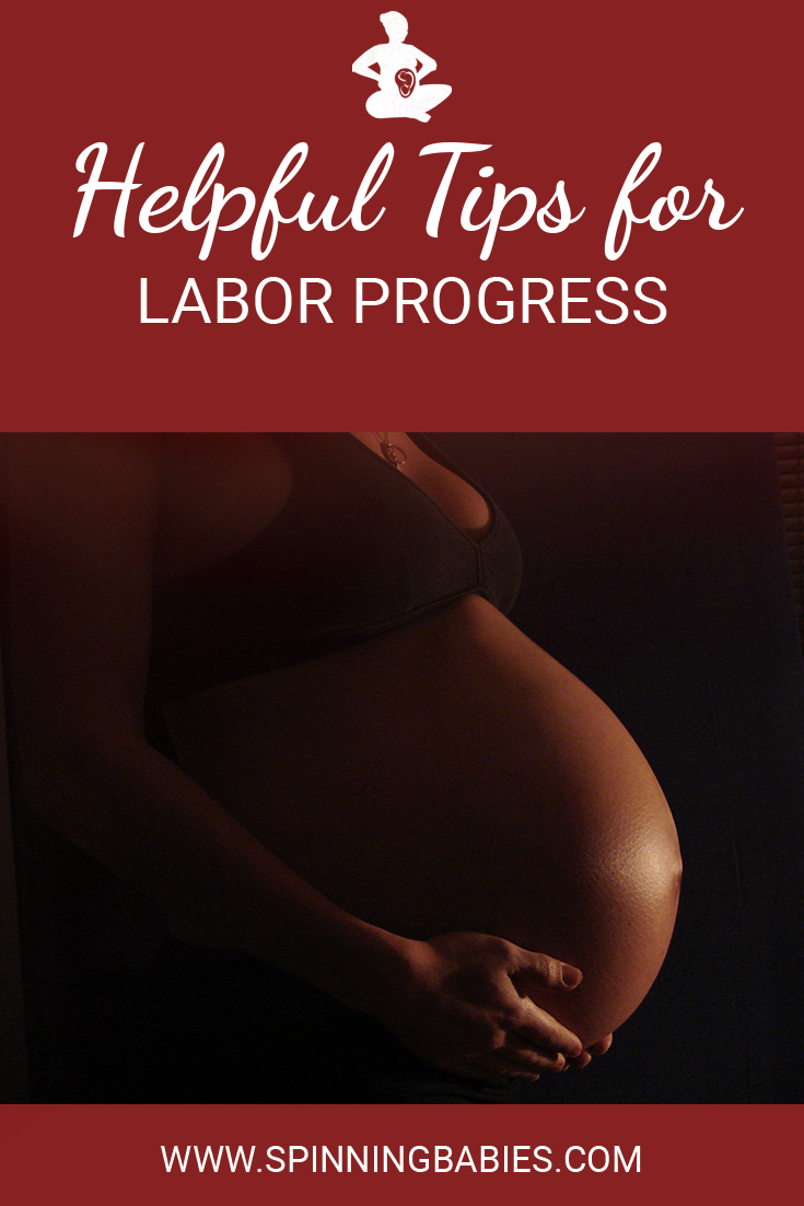 Helpful Tips for Labor Progress