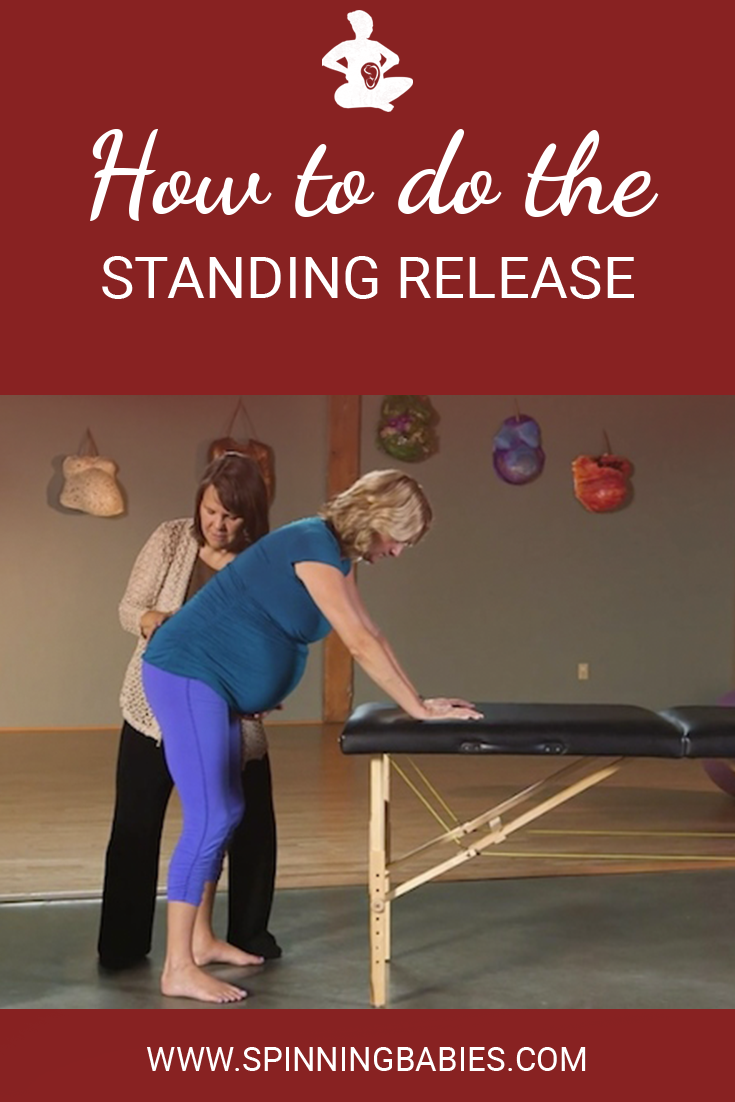 How to do the Standing Release