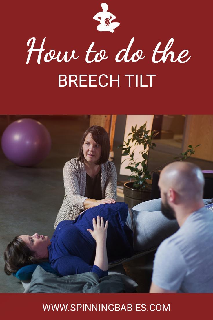 How to do the Breech Tilt