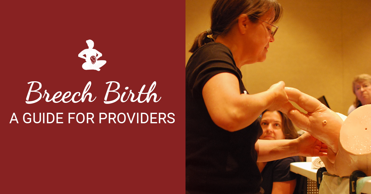 Breech for Providers - Spinning Babies