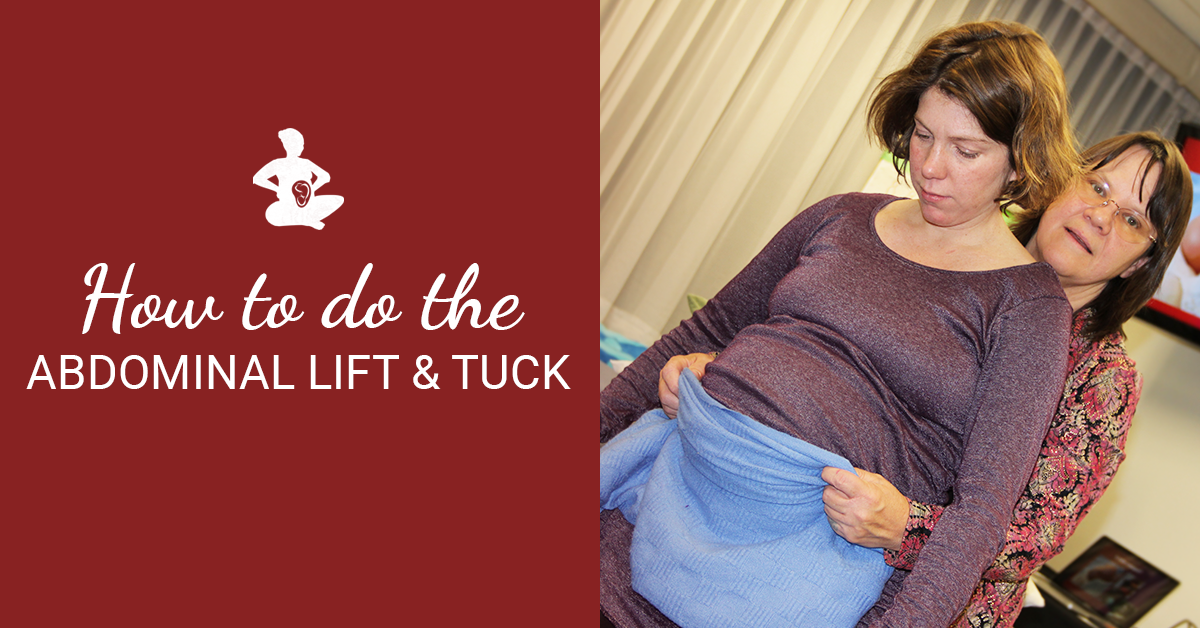 Abdominal Lift and Tuck