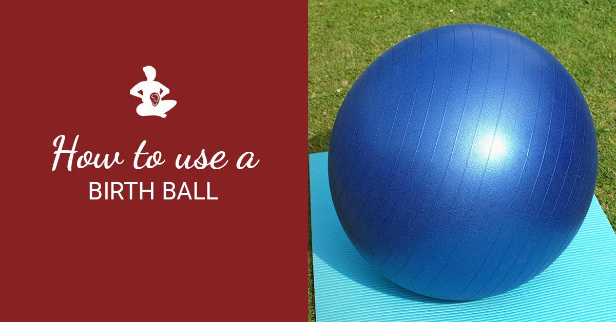 Birth Balls - Spinning Babies