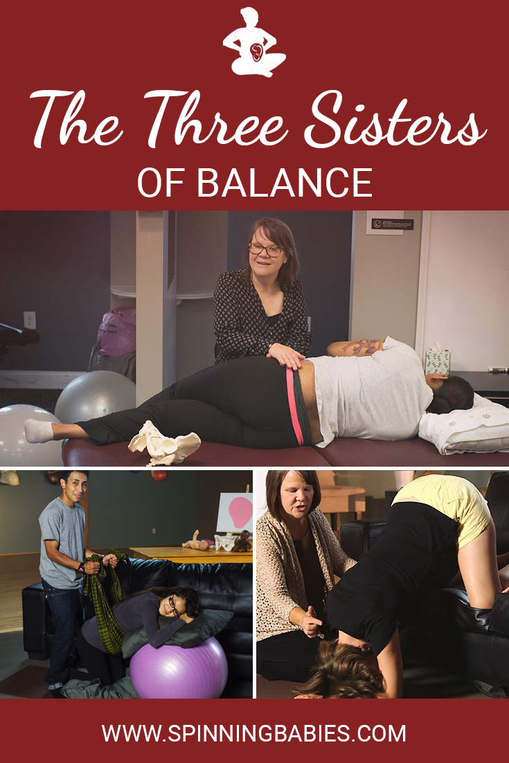 The Three Sisters of Balance