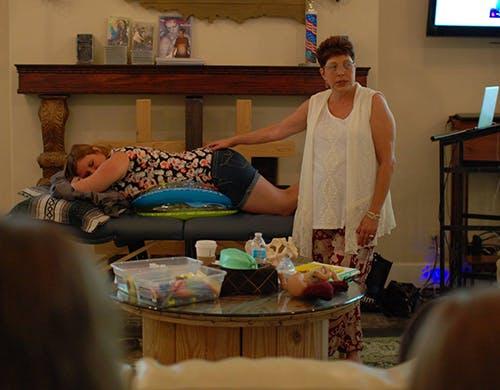 Grand Rapids, MI – Spinning Babies® Workshop w/ Tammy Ryan, 11-9-18