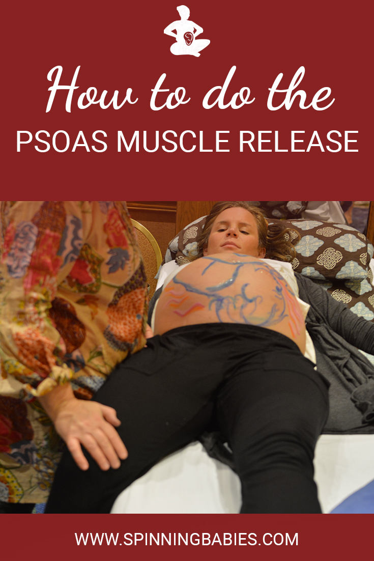 How to do the Psoas Muscle Release