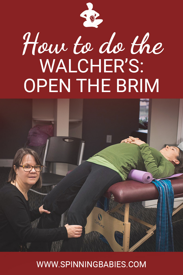 Walcher's: Open The Brim - This is an