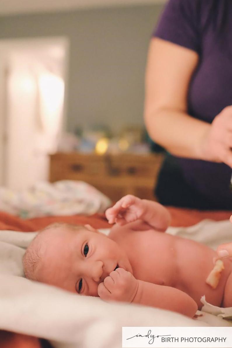 newborn indigo birth photography