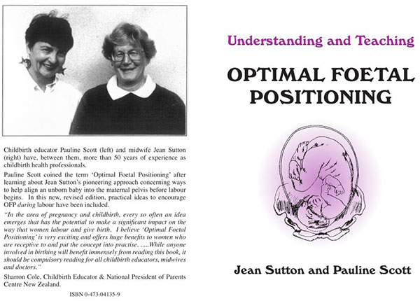 Understanding and Teaching Optimal Foetal Positioning