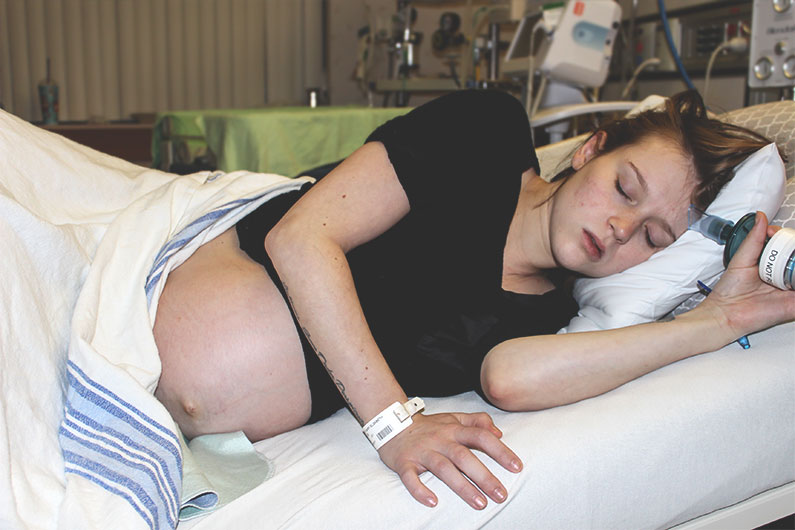 Prevent Tearing During Childbirth