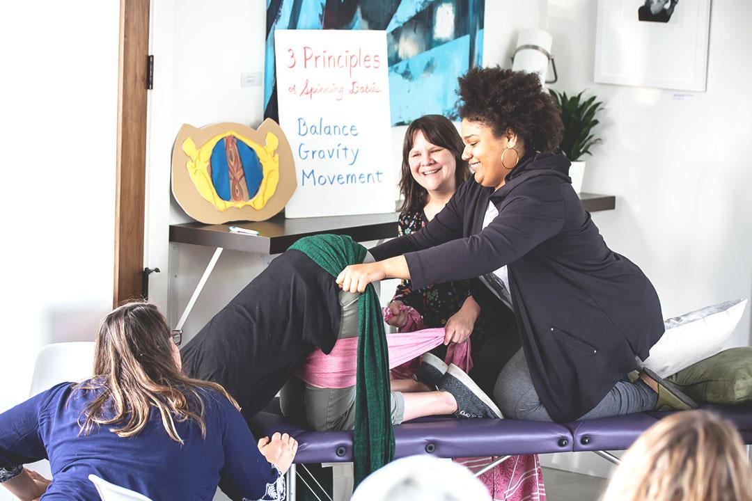 spinning babies workshop 3 principles