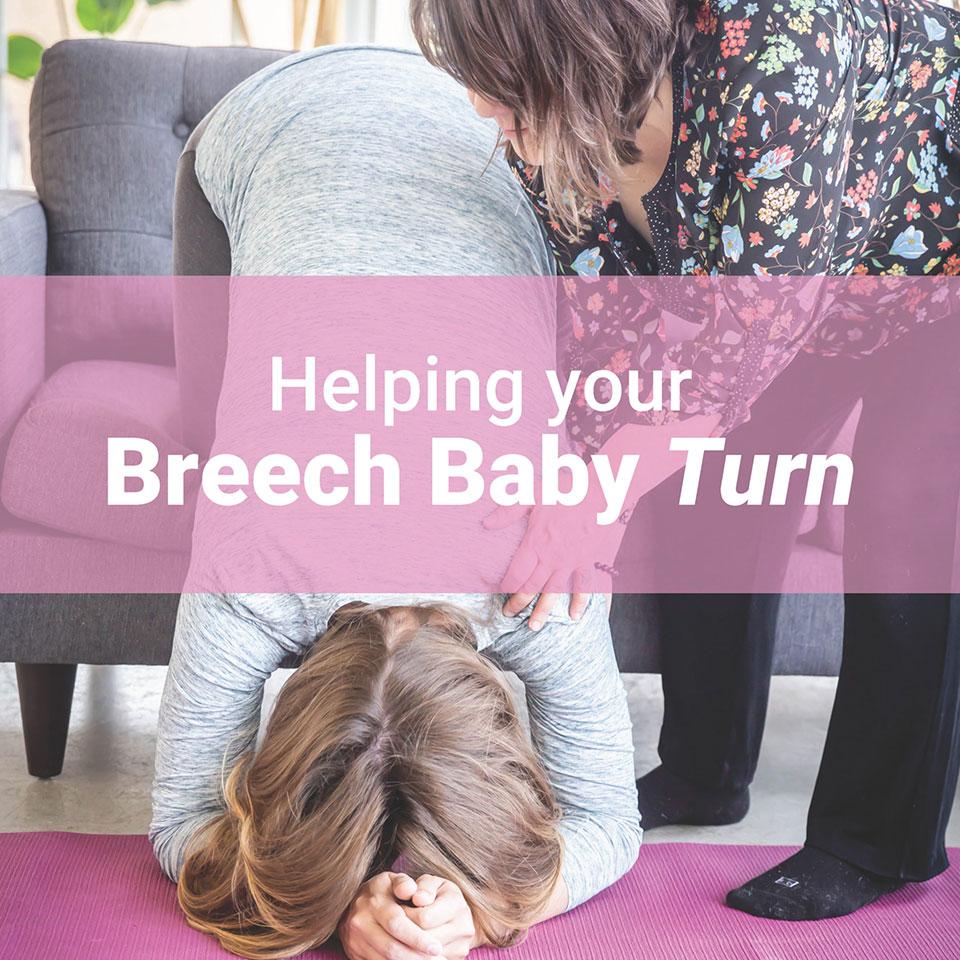 helping your breech baby turn ebook